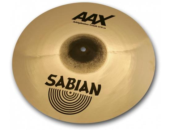 """Sabian AAX 16"""" Crash Cymbal"""