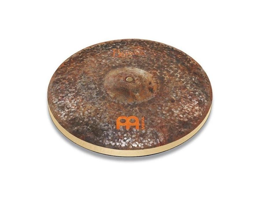 "Meinl 16"" Byzance Extra Dry Medium Thin Hi Hat Cymbals"