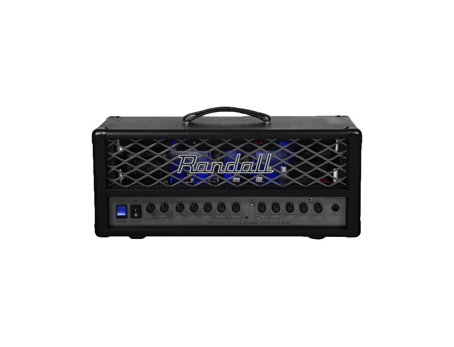Randall RT50H 50W Tube Guitar Amp
