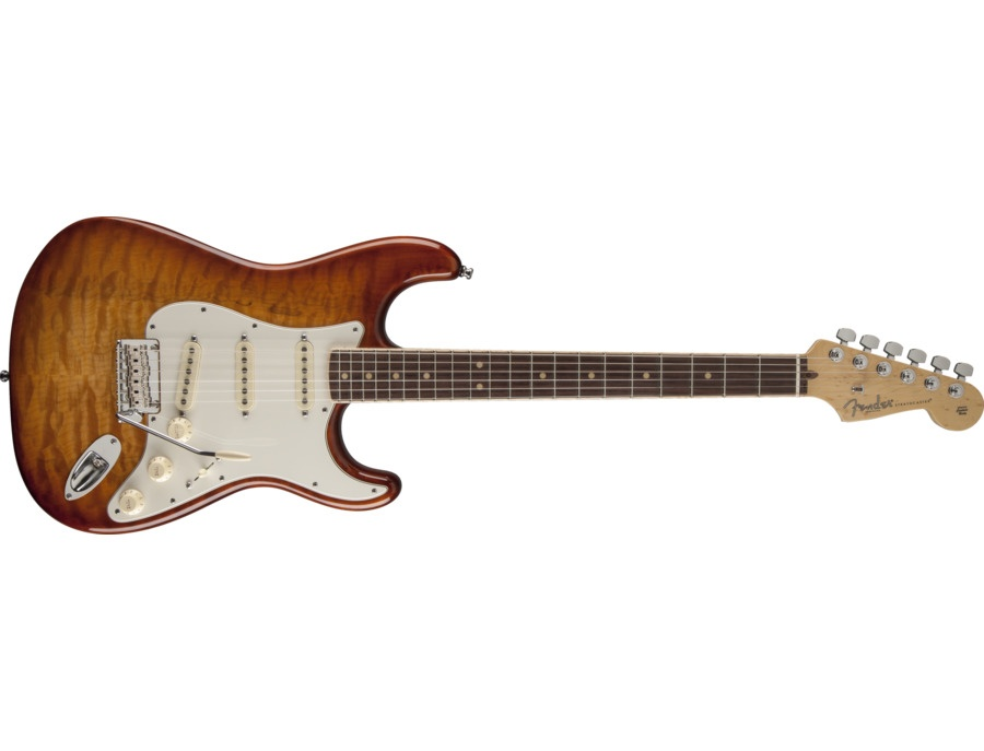 Fender Select Stratocaster SSS