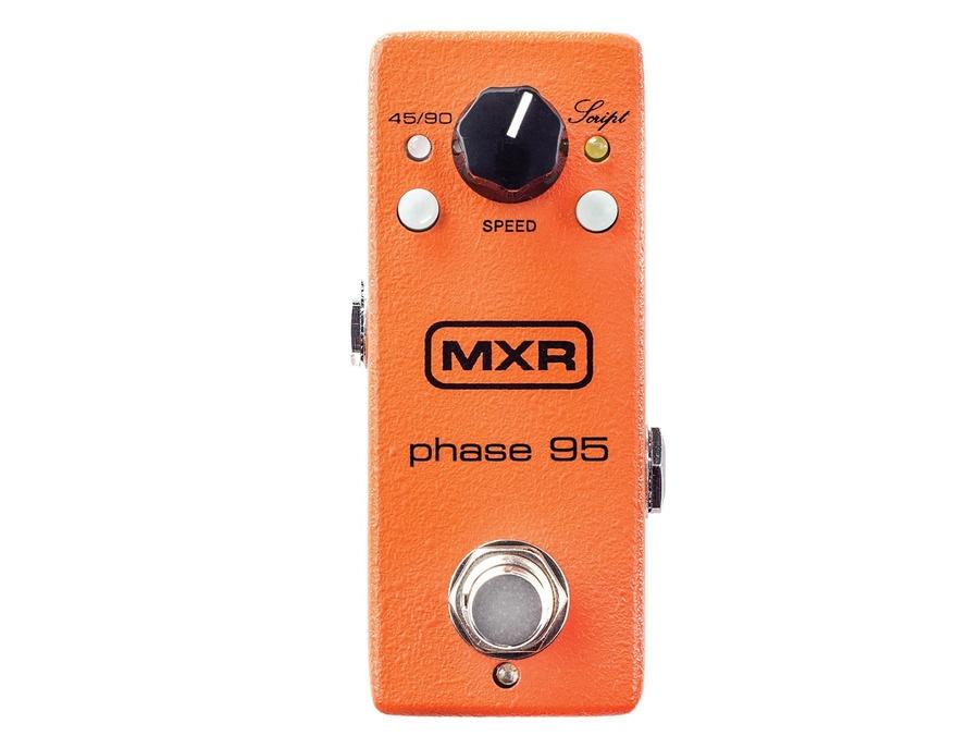 Mxr phase 95 mini phaser xl