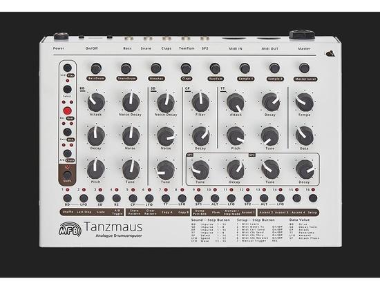 MFB Tanzmaus Analogue Drumcomputer