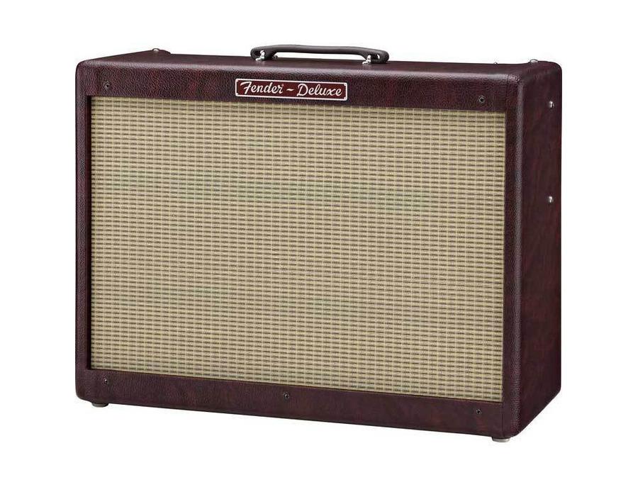Fender hot rod deluxe iii wine red xl