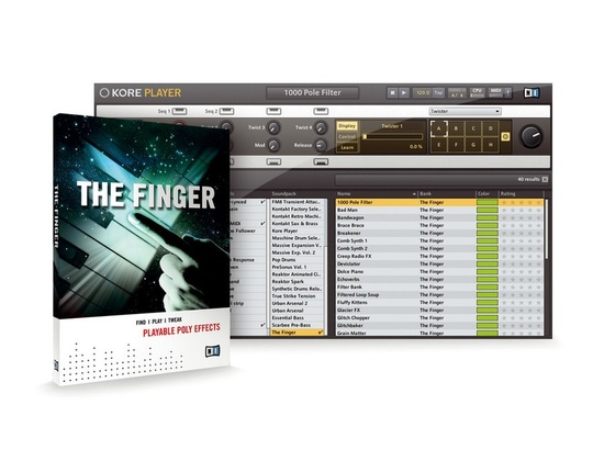 Native Instruments The Finger