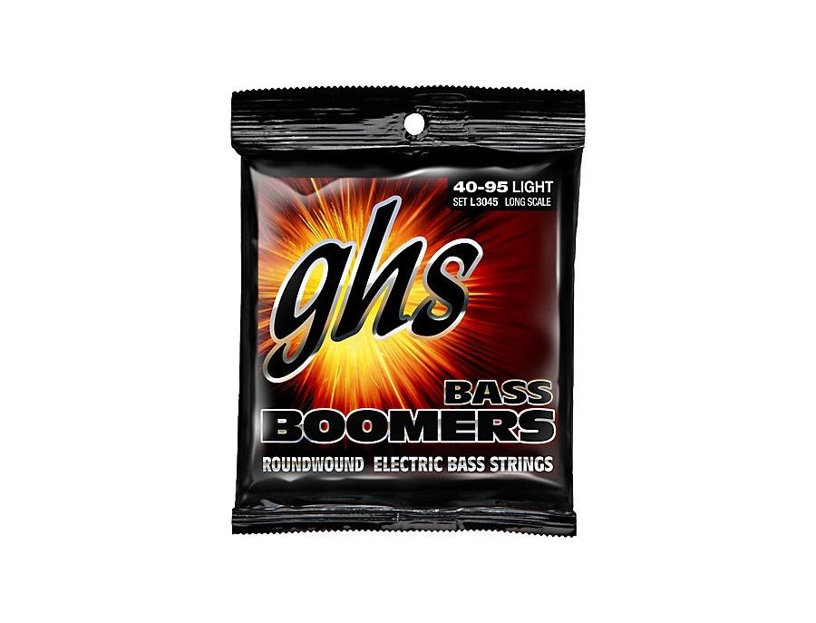 GHS Bass Boomer Light Gauge