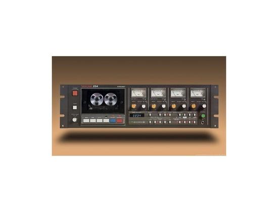 Tascam 234 4-Track Cassette Recorder