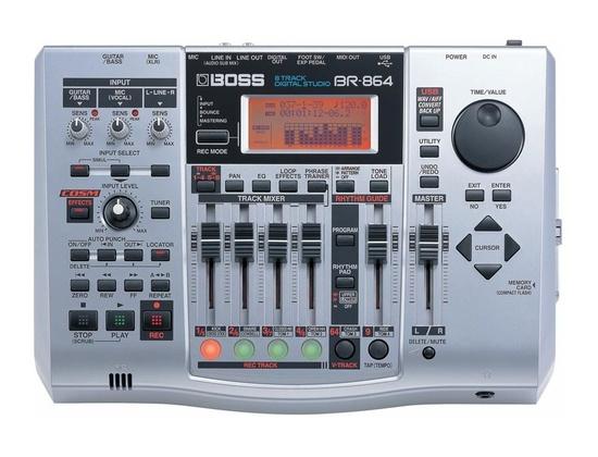 Boss BR-864
