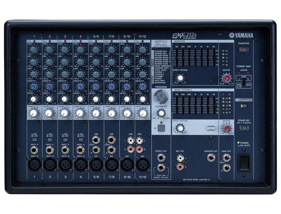 Yamaha EMX 212S