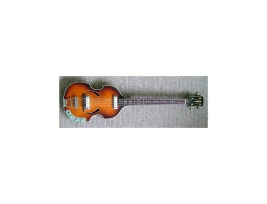 1965 Klira Violin Bass