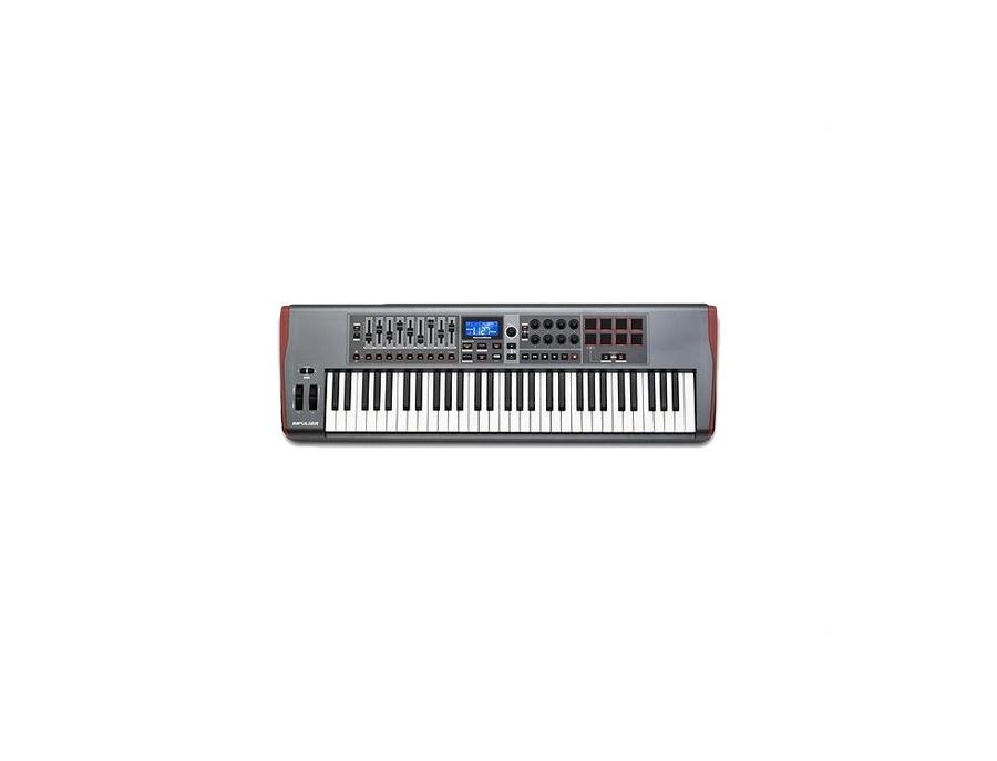 Novation impulse 61 usb controller keyboard xl
