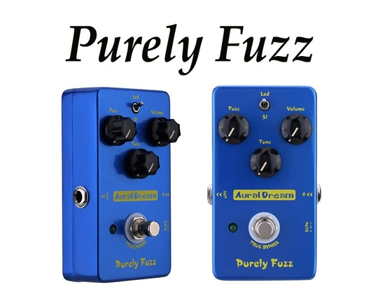 Aural Dream Purely Fuzz