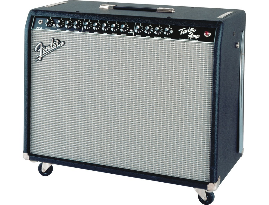Fender Twin Pro Tube Series