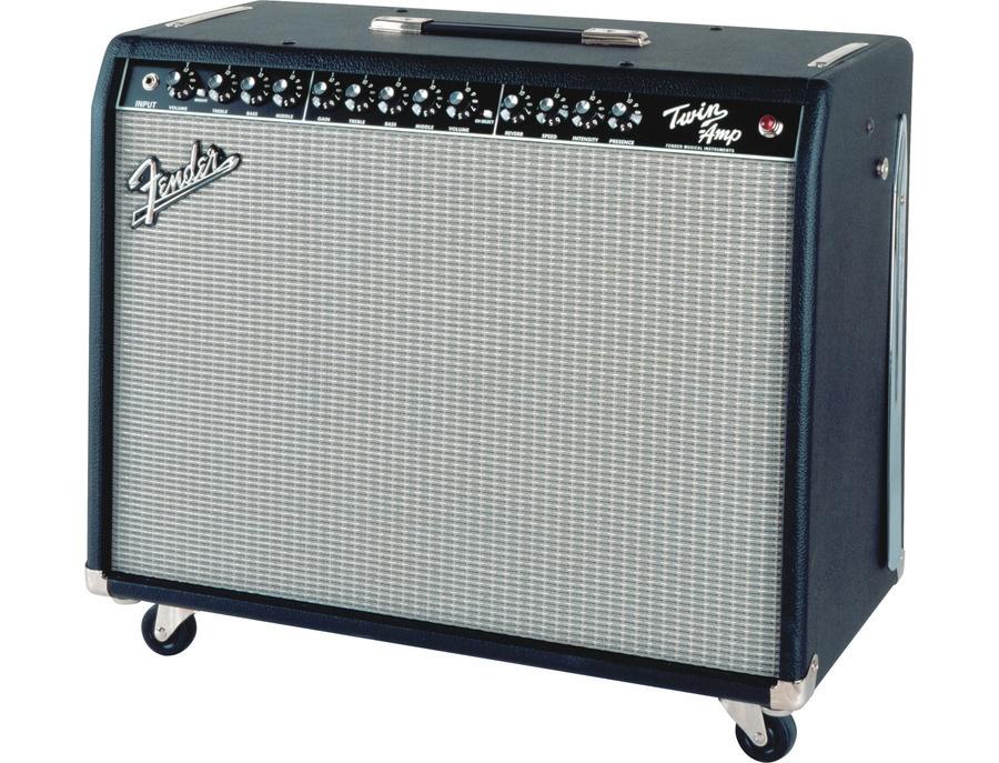 Fender Twin Pro Tube Series