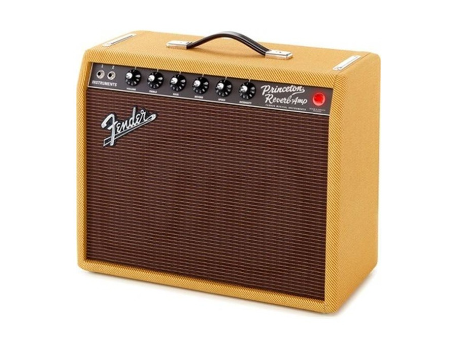 Fender Limited Edition '65 Princeton Reverb 15W 1x12 in Tweed