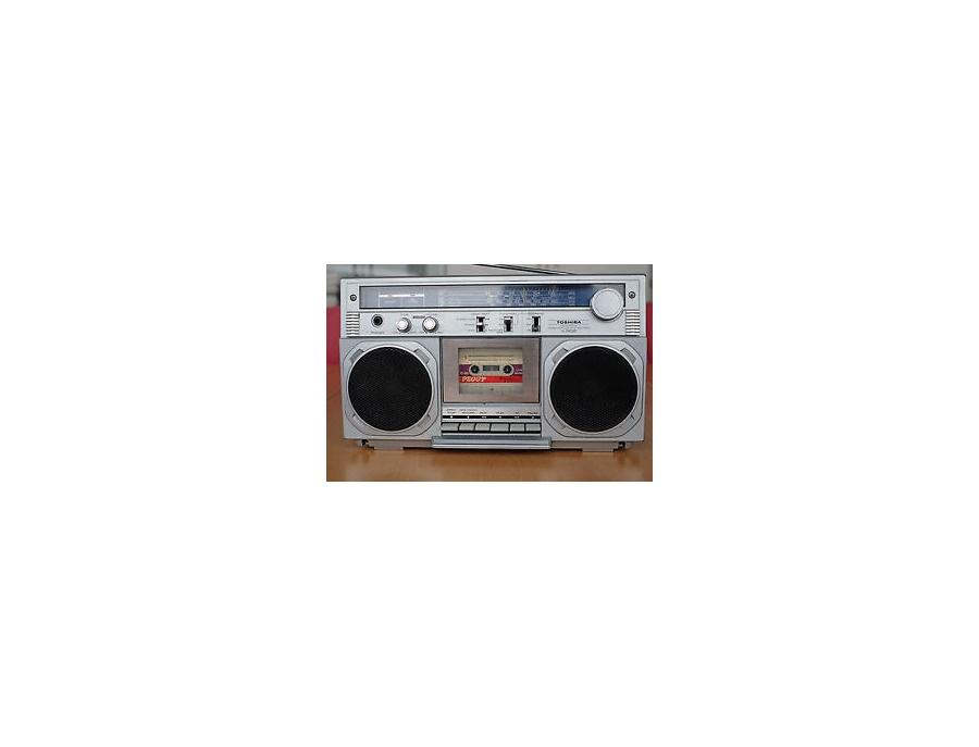 Toshiba S502D Radiocasete