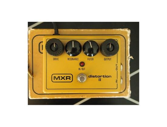 MXR Distortion II
