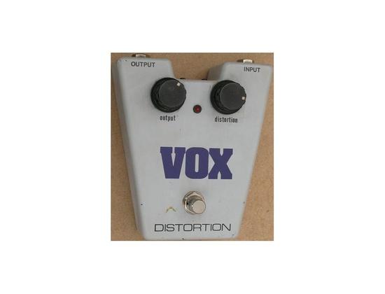 Vox 1901 Distortion Pedal