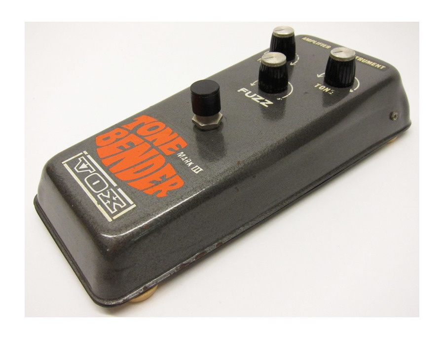 Vox Tone Bender MKIII