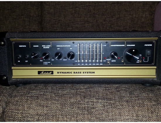 Marshall DBS 7200