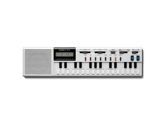 Casio VL-Tone mini keyboard/synthesizer