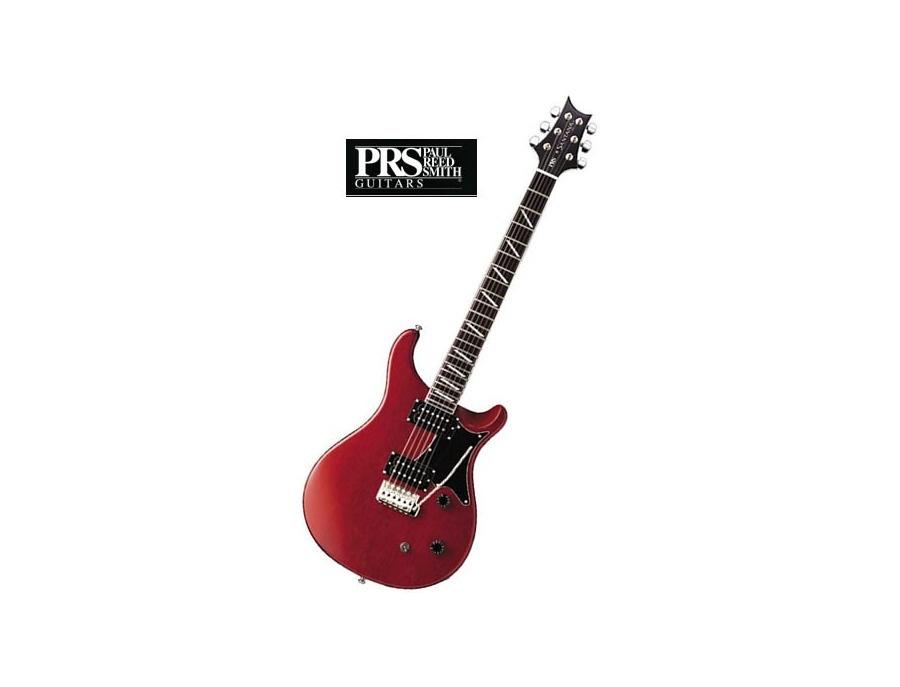 Prs Santana SE Cherry Red W/Tremolo