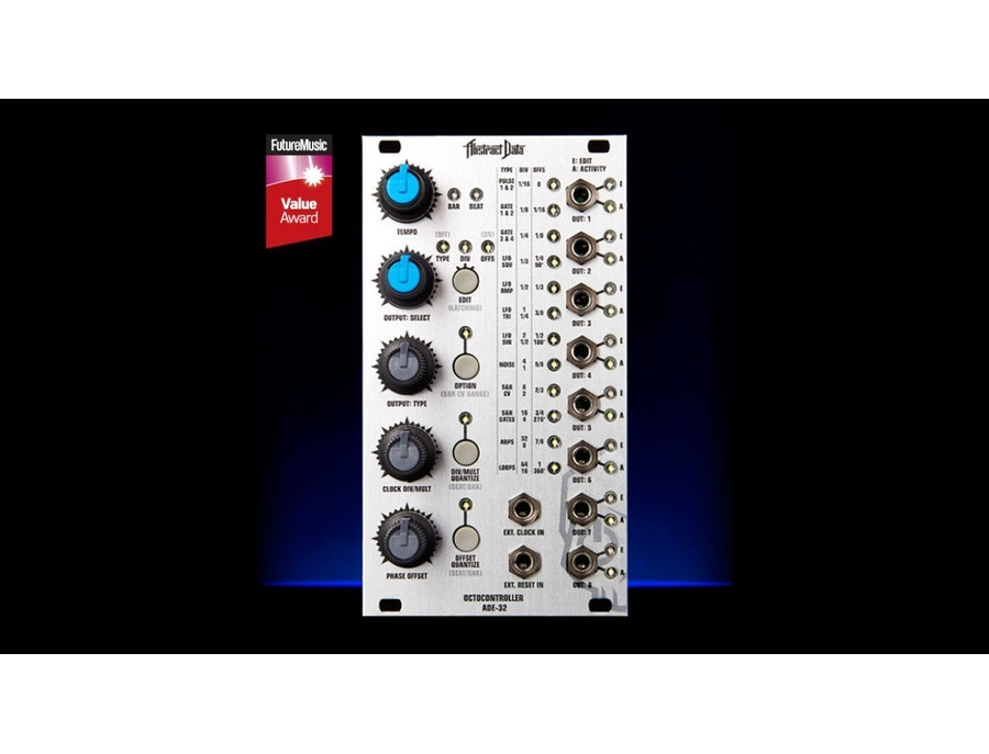 Abstract Data Octocontroller ADE-32