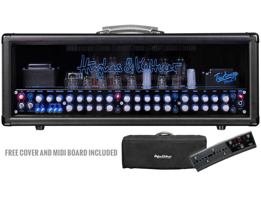 Hughes & Kettner triAmp Mark III