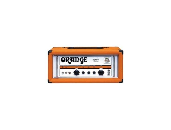 Orange Amplifiers AD50 50-Watt Tube Guitar Amp Head