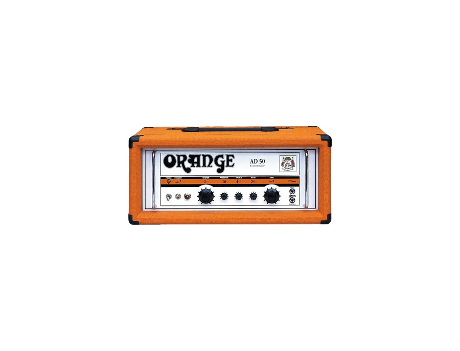 Orange Amplifiers AD50 50-Watt Tube Guitar Amp Head