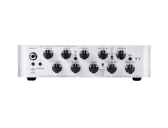 Darkglass Microtubes 900 Bass Head