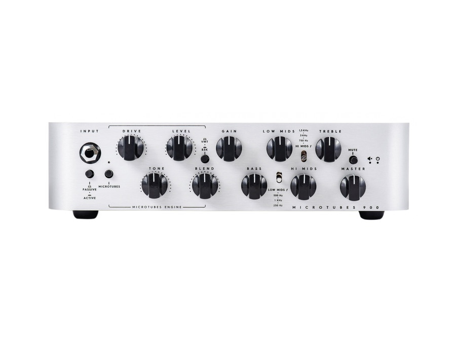 Darkglass microtubes 900 bass head xl
