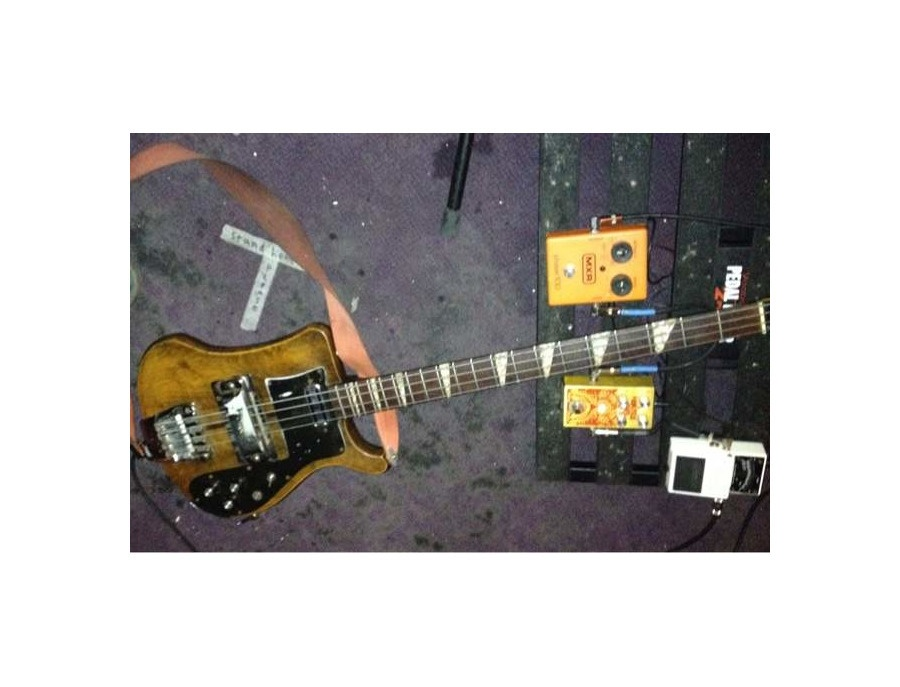 1972 Rickenbacker 4001 bass guitar