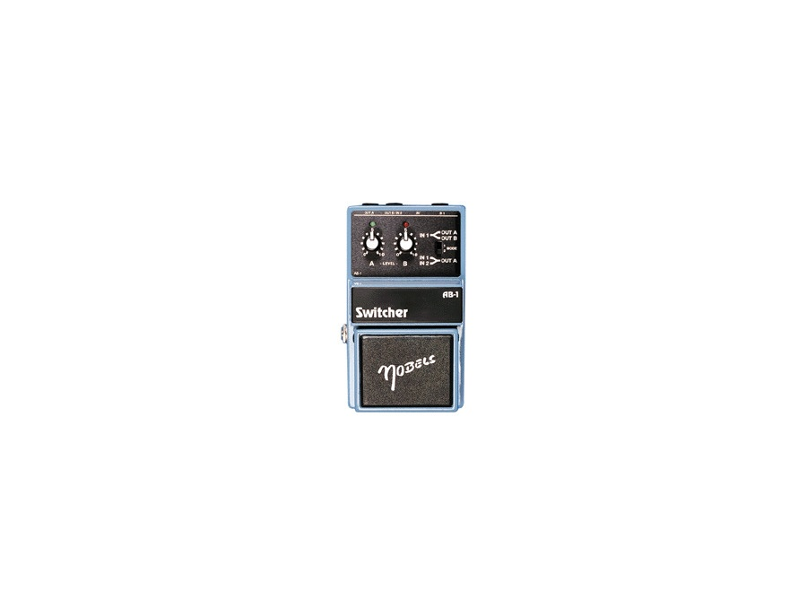 Nobel AB-1 Switcher pedal