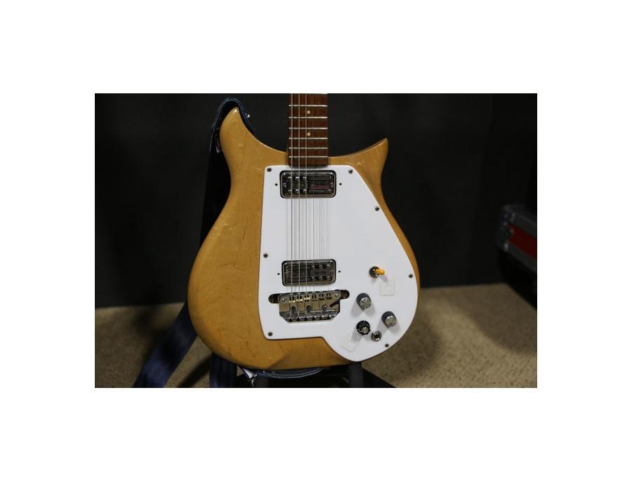 1966 Rickenbacker 450/12