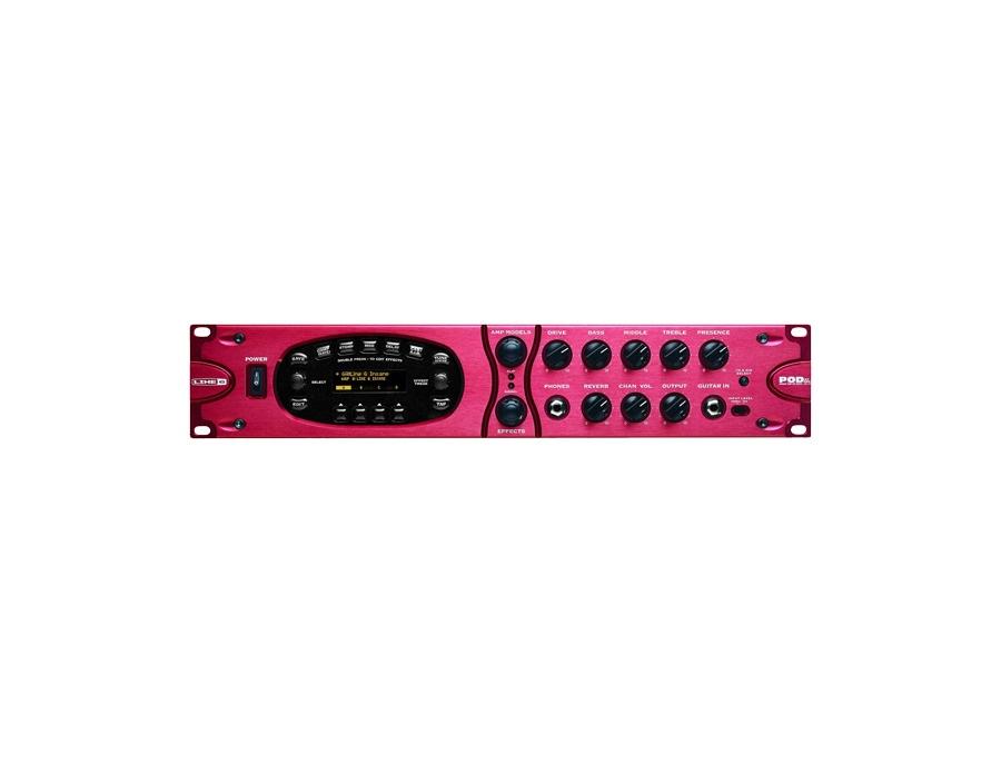 Line 6 POD XT Pro Guitar Multi Effects Processor Reviews & Prices