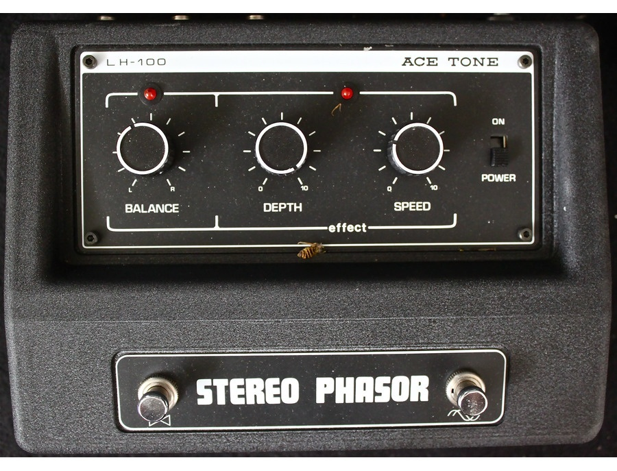 Ace tone stereo phasor xl