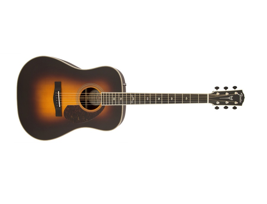 Fender Paramount Series PM-1 Deluxe Dreadnought