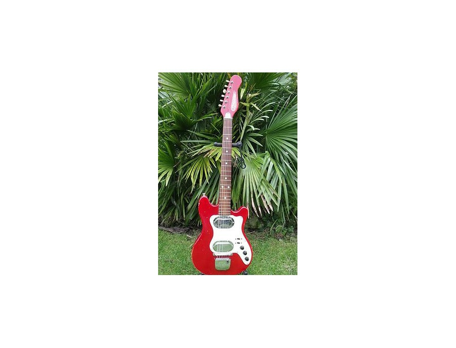1962 Broadway Budget Guitar