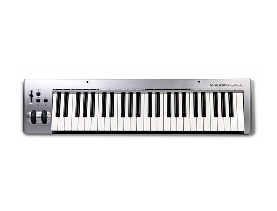 M-Audio Keystudio 49-Key USB Keyboard Controller