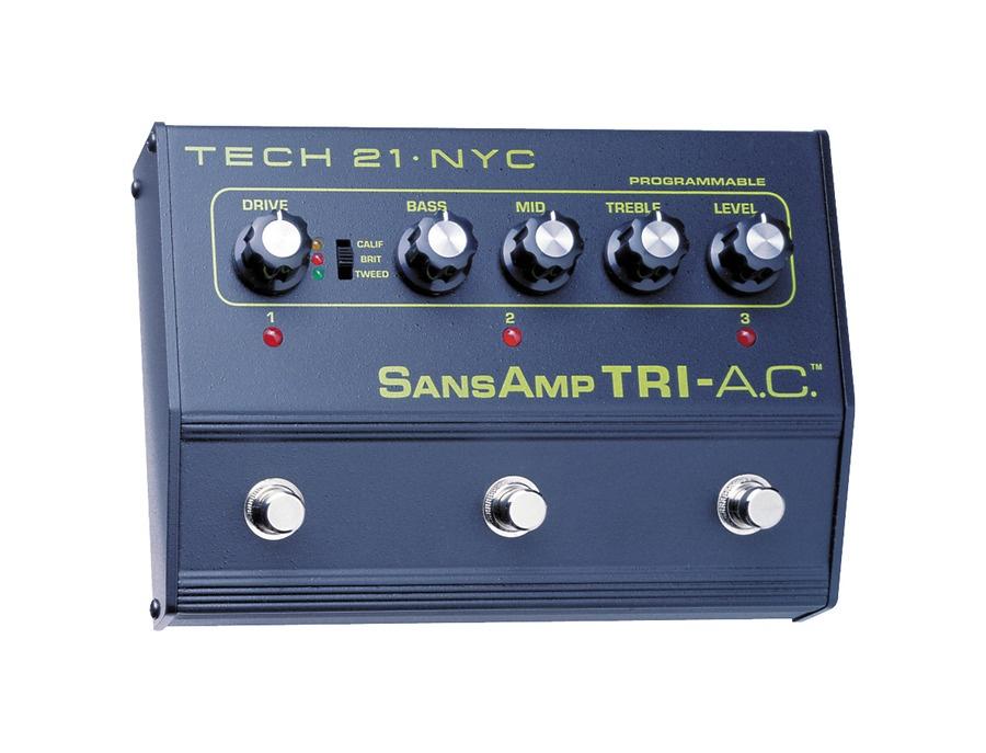 Tech 21 SansAmp Tri-A.C.