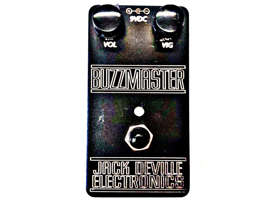 Mr Black Jack Deville BuzzMaster