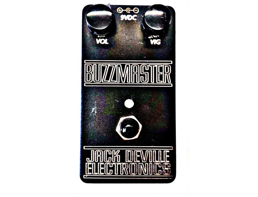 Mr Black Jack Deville BuzzMaster