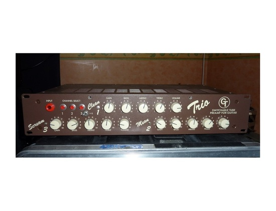 Groove Tubes Trio Preamp