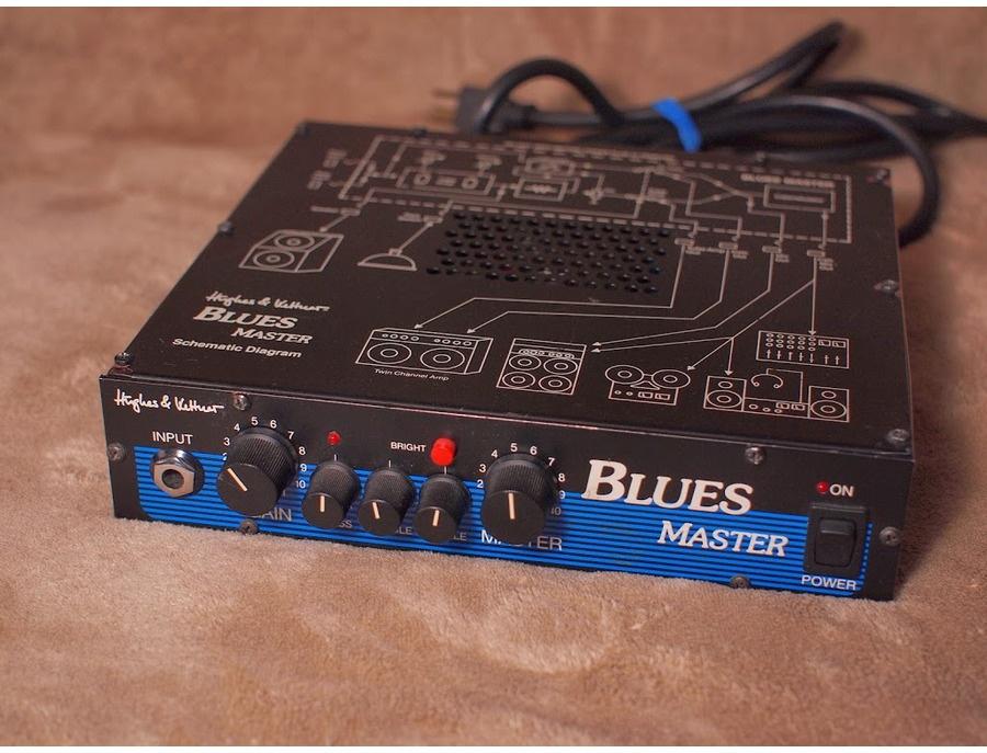 Hughes & Kettner Blues Master Preamp
