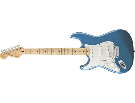 Fender Stratocaster Lake Placid Blue Left-handed