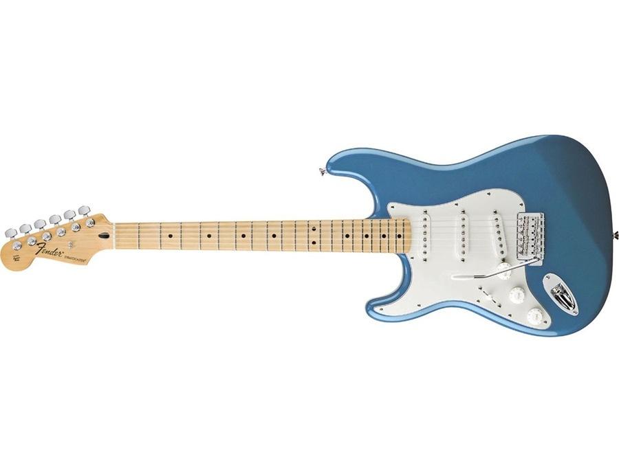 Fender Stratocaster Lake Placid Blue Left-handed