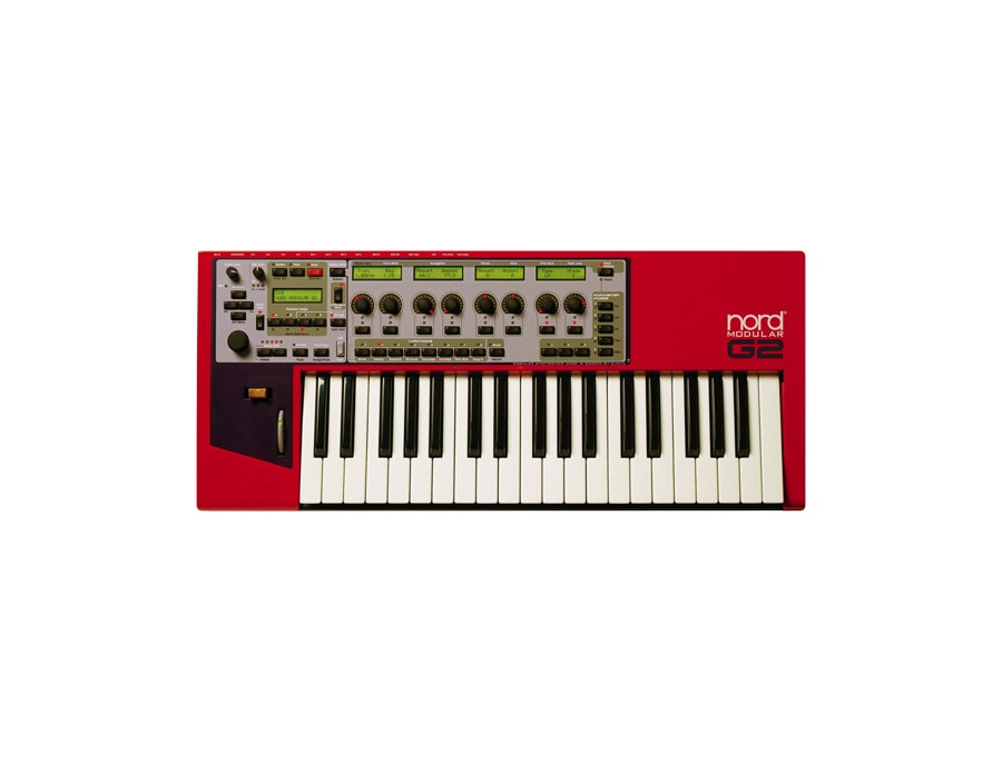 Clavia Nord Modular G2 Synthesizer