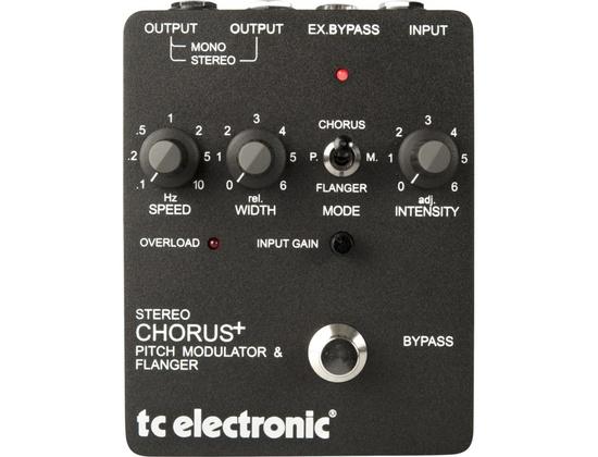 TC Electronic Stereo Chorus Flanger