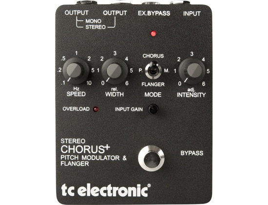 TC Electronic Stereo Chorus Flanger