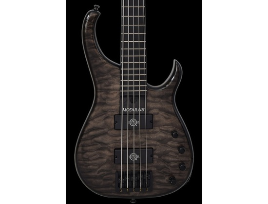 Modulus Bass Quantum 5 with Q-tuner q2.0 pickups